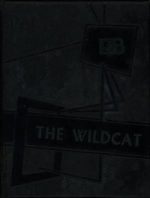 The Wildcat, Yearbook of Archer City Schools, 1958