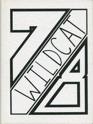 The Wildcat, Yearbook of Archer City Schools, 1978