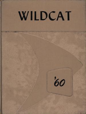 The Wildcat, Yearbook of Archer City Schools, 1960