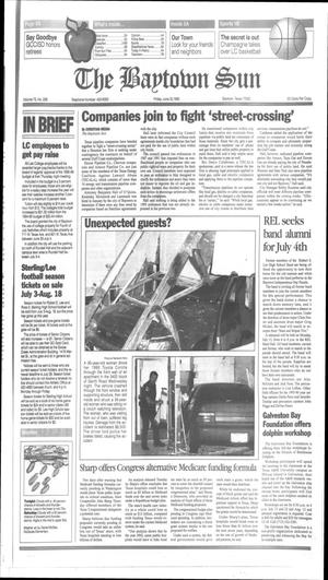Primary view of The Baytown Sun (Baytown, Tex.), Vol. 73, No. 208, Ed. 1 Friday, June 30, 1995