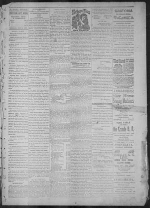 Primary view of object titled 'The Brownsville Daily Herald. (Brownsville, Tex.), Vol. 6, No. 159, Ed. 1, Thursday, January 6, 1898'.