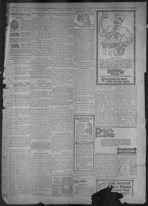 Primary view of object titled 'The Brownsville Daily Herald. (Brownsville, Tex.), Vol. 7, No. 133, Ed. 1, Wednesday, November 23, 1898'.