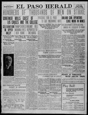 Primary view of object titled 'El Paso Herald (El Paso, Tex.), Ed. 1, Friday, April 1, 1910'.
