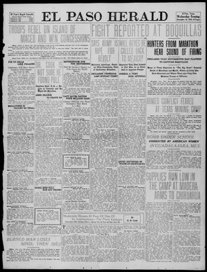 Primary view of object titled 'El Paso Herald (El Paso, Tex.), Ed. 1, Wednesday, November 30, 1910'.