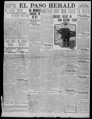 Primary view of object titled 'El Paso Herald (El Paso, Tex.), Ed. 1, Saturday, December 31, 1910'.
