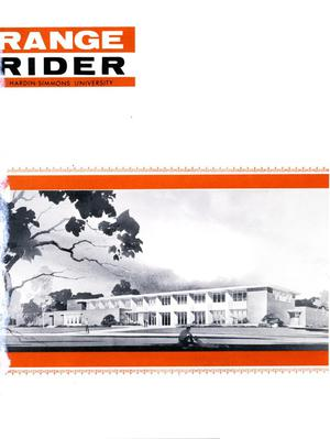 Primary view of object titled 'Range Rider, Volume 16, Number 1, July-August, 1962'.