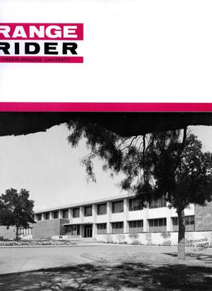 Primary view of object titled 'Range Rider, Volume 17, Number 5, March-April, 1964'.