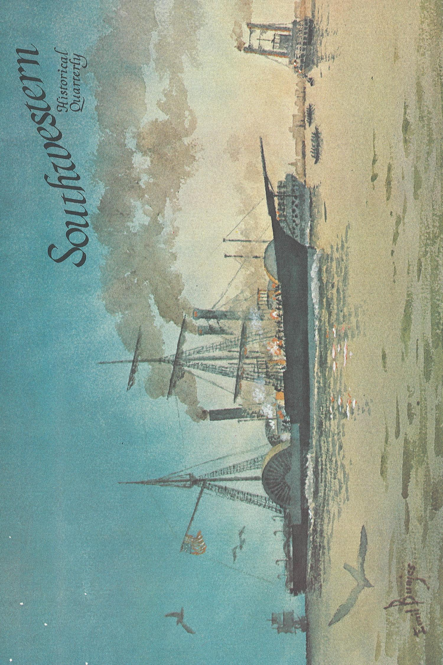 The Southwestern Historical Quarterly, Volume 77, July 1973 - April, 1974                                                                                                      None