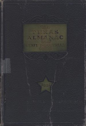 Primary view of object titled 'Texas Almanac and State Industrial Guide 1931'.