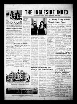The Ingleside Index (Ingleside, Tex.), Vol. 26, No. 21, Ed. 1 Thursday, June 24, 1976