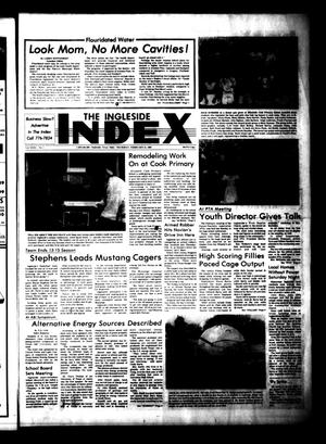 The Ingleside Index (Ingleside, Tex.), Vol. 31, No. 2, Ed. 1 Thursday, February 21, 1980