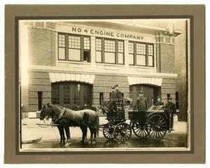 Primary view of object titled '[No. 4 Engine Company]'.