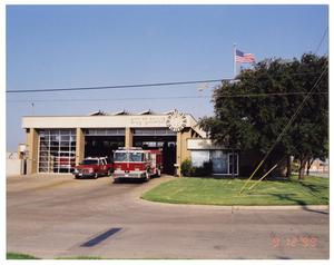 Primary view of object titled '[Dallas Fire-Rescue Station #1]'.