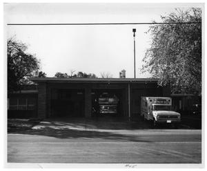Primary view of object titled '[Fire Station #45]'.