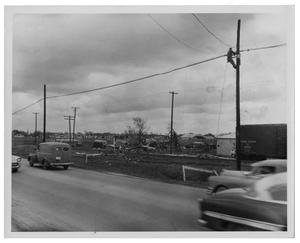 Primary view of object titled '[Tornado Damage]'.