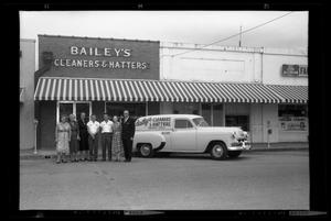 Primary view of object titled 'Bailey's Cleaners'.