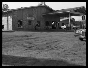 Primary view of object titled 'Joe Falvey's Service Station'.
