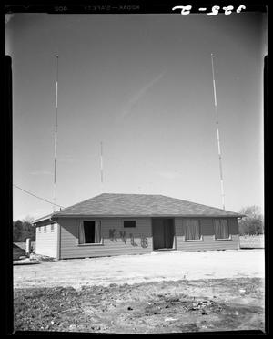 Primary view of object titled 'Cleveland's Local Radio Station'.