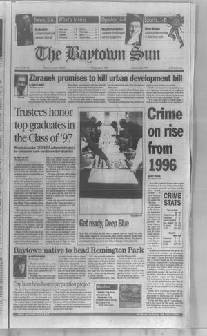 Primary view of The Baytown Sun (Baytown, Tex.), Vol. 75, No. 165, Ed. 1 Tuesday, May 13, 1997