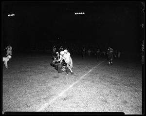 Primary view of object titled 'Cleveland High School Football'.