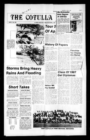 The Cotulla Record (Cotulla, Tex.), Ed. 1 Thursday, June 4, 1987