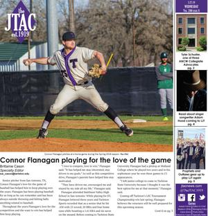 The JTAC (Stephenville, Tex.), Vol. 200, No. 8, Ed. 1 Wednesday, March 27, 2019