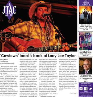 The JTAC (Stephenville, Tex.), Vol. 200, No. 12, Ed. 1 Wednesday, April 24, 2019