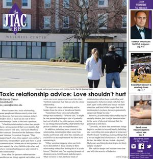 The JTAC (Stephenville, Tex.), Vol. 200, No. 4, Ed. 1 Wednesday, February 13, 2019