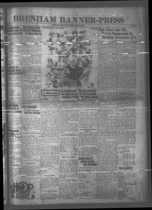 Brenham Banner-Press (Brenham, Tex.), Vol. 44, No. 211, Ed. 1 Saturday, December 3, 1927