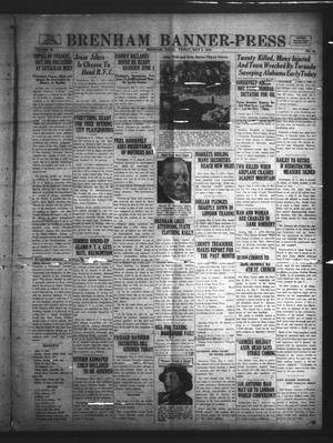 Brenham Banner-Press (Brenham, Tex.), Vol. 50, No. 35, Ed. 1 Friday, May 5, 1933