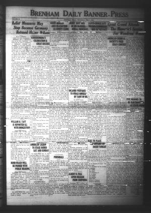 Brenham Daily Banner-Press (Brenham, Tex.), Vol. 40, No. [266], Ed. 1 Thursday, February 7, 1924