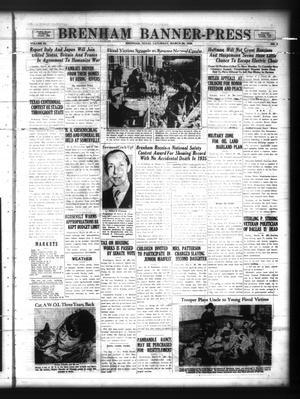 Brenham Banner-Press (Brenham, Tex.), Vol. 53, No. 2, Ed. 1 Saturday, March 28, 1936