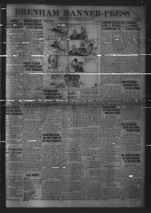 Brenham Banner-Press (Brenham, Tex.), Vol. 44, No. 114, Ed. 1 Wednesday, August 10, 1927