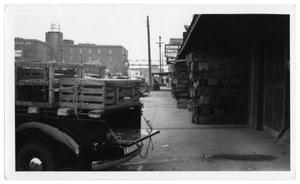 Primary view of object titled '[Scene at Dallas Farmers Market]'.