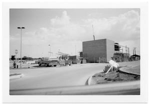 Primary view of [Construction Work at Dallas Farmer's Market]