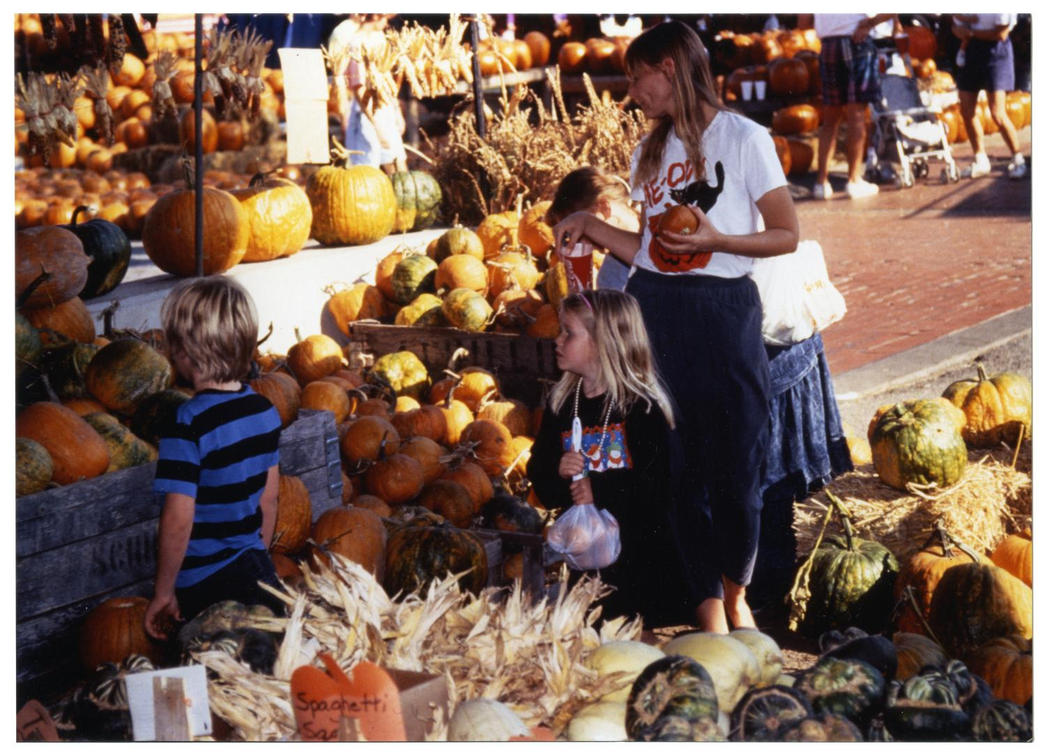 [Pumpkins at the Dallas Farmer's Market]                                                                                                      [Sequence #]: 1 of 2
