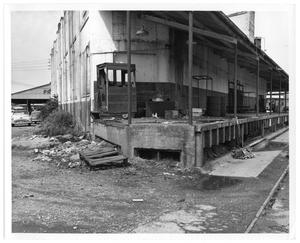 [Loading Dock at 1000 South Preston St.]