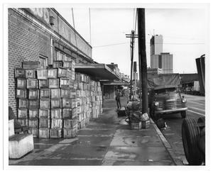 Primary view of object titled '[Riffe Grocery and Market]'.