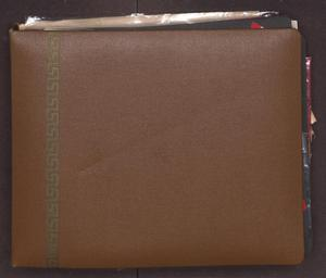 Primary view of object titled '[Dallas Farmers' Market Scrapbook]'.