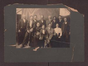 Primary view of object titled '[Stultz Family Portrait]'.