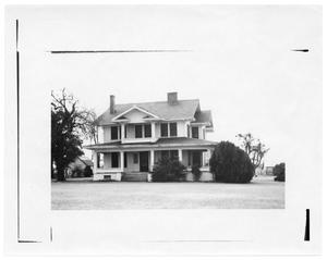 Primary view of object titled 'John Meade Campbell Home'.