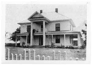 C. B. Chick Home