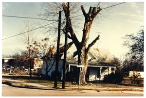 Primary view of object titled 'T. C. Hudgins Home'.