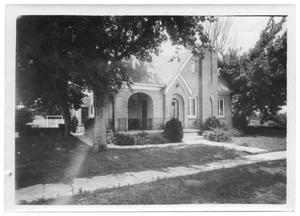 Primary view of object titled 'Alvin Ragsdale Home'.