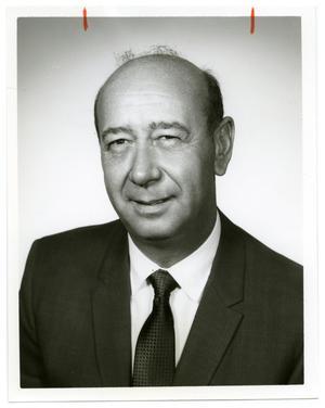Portrait of Carl V. Peterson (Councilman)