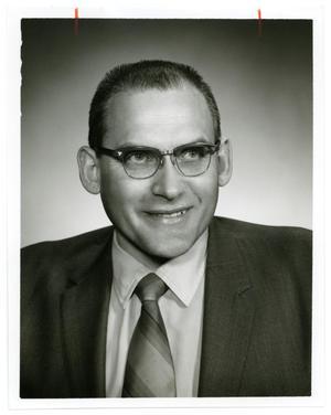 Portrait of Harry Higginbotham (Councilman)