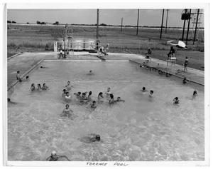 Primary view of object titled 'Terrace Park Pool'.
