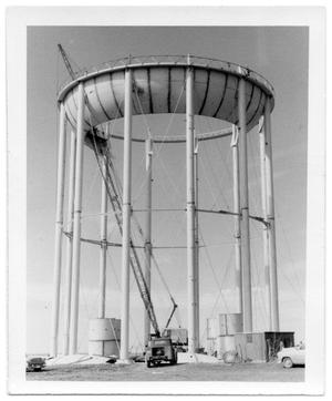 Holly Elevated Water Tower