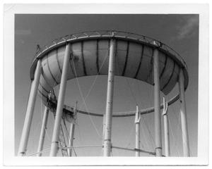 Primary view of object titled 'Holly Elevated Water Tower'.