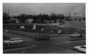 Primary view of object titled 'Belt Line / Main Street at U. S. 75'.